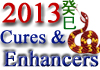 2013 Cures and Enhancers