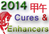 2014 Cures and Enhancers