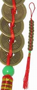 Wealth protection amulet Xing Yun Qang